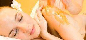 Обертывание для похудения с медом и горчицей
